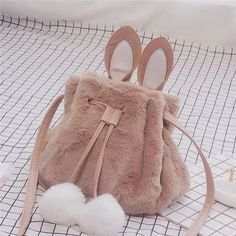 Cute Mini Backpacks, Kawaii Bags, Leather Crop Top, Accesorios Casual, Harajuku Fashion, Jikook, Aesthetic Pictures, Bucket Bag, Fashion Backpack