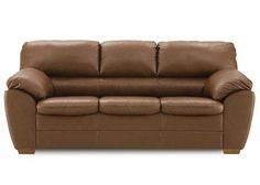 Aidan - Palliser Leather Sofa