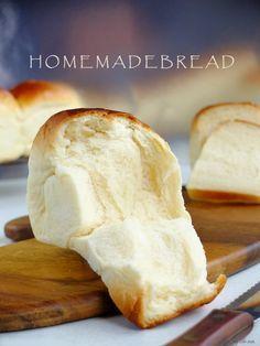 甘いレシピ 甘いレシピ in 2019 Japanese Bread, Japanese Pastries, Cooking Bread, Cooking Recipes, Homemade Sweets, Savoury Baking, Bread Cake, Bread And Pastries, Cafe Food