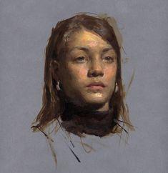 "Travis Schlaht - ""Girl With Blue Eyes"" 2010"
