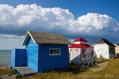 Aeroskobing beach huts