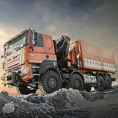 Excellent work trucks information is readily available on our site. Check it out and you wont be sorry you did. Dump Trucks, New Trucks, Pickup Trucks, Heavy Duty Trucks, Heavy Truck, Offroad, Aigle Animal, Trailers, Expedition Vehicle