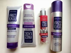 stylemaquillage: HAIR CARE ROUTINE: JOHN FRIEDA FRIZZ EASE