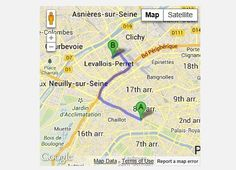 Google Map is a lightweight jQuery plugin that enables you to create maps, markers or routes for your own complete google map using google maps API 3.