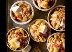... crab macaroni and brie with crab prosciutto brie mac and macaroni