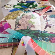 Jill Sorensen-Live Like You   Renovation update and color inspiration!   http://jillsorensen.com/livelikeyou