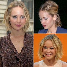 Adoramos los 'beauty looks' de Jennifer Lawrence