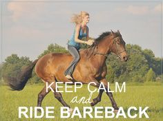 I only EVER ride bare back! Hate saddles and so dose my boy Cowgirl And Horse, My Horse, Horse Girl, Bareback Riding, Horse Riding, Horse Quotes, Rider Quotes, Equestrian Quotes, Beautiful Horses
