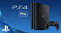 Sony PlayStation 4 Pro Console + DualShock 4 Controller