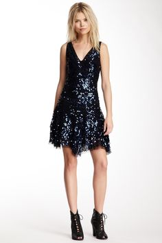 Free People Sequin Shimmy Dress on HauteLook