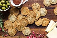 Gluten-Free Seed Crackers