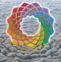 Mandala image from the painting Mysterium. Mural Art, Yahoo Search, Image Search, Mandala, Symbols, Creative, Artist, Artwork, Painting