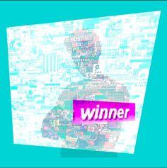 "JEANTET, ""WINNER"" on ArtStack #jeantet #art"
