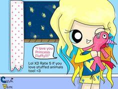 Stuff animals!by candifloss