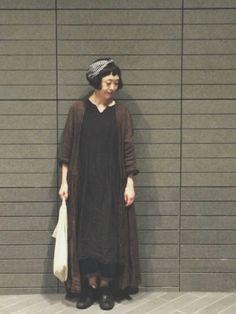 ショップスタッフ masumi│Kukka Luccaのヘアバンドコーディネート-WEAR