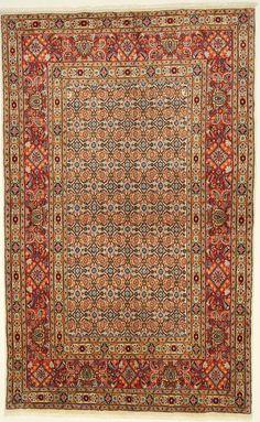 MOUD Orientteppich nomadisch traditionell  Teppich 245 x 152 Rugs Perserteppich