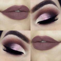 Fall Winter Makeup / Maquiagem de outono inverno