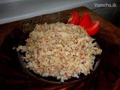 Zimná pohánka (fotorecept) - Recept Samos, Ale, Grains, Food, Fitness, Beer, Ale Beer, Essen, Excercise
