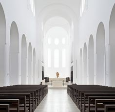 Gallery of Interior Remodeling of St. Moritz Church / John Pawson - 6