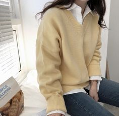 korean fashion aesthetic outfits soft kfashion ulzzang girl 얼짱 casual clothes grunge minimalistic cute kawaii comfy formal everyday street spring summer autumn winter g e o r g i a n a : c l o t h e s Korean Outfits, Retro Outfits, Mode Outfits, Cute Casual Outfits, Fall Outfits, Vintage Outfits, Fashion Outfits, Casual Clothes, Korean Clothes