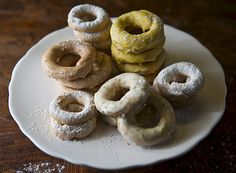 Corn Flour Cookies ~Yes, more please!