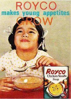 Royco Philippines Culture, Manila Philippines, Vintage Comics, Vintage Ads, Filipino Culture, Filipino Recipes, Filipino Food, Local Ads, Old Advertisements