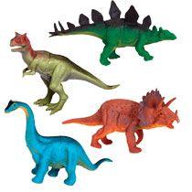 Large Vinyl Dinosaurs