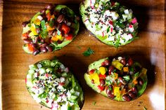 Avocado Recipes: Smitten Kitchen's Avocado Cup Salad