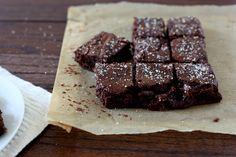 salted caramel brownies by annieseats, via Flickr