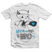 Camiseta Share the Love