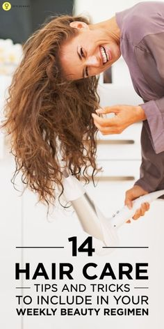 Best Hair Care Tips And Tricks To Include In Your Beauty Regimen good hair day can make you feel confident and super attractive.Shiny and strong hair is the envy among peers. This makes hair care is one of the mandatory aspects of our beauty regime. Diy Hair Care, Hair Care Tips, Hair Tips, Girls Short Haircuts, Beauty Regimen, Good Hair Day, Strong Hair, Fashion Mode, Hair Care Routine