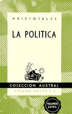 La Política / Aristóteles ;[traducción de Patricio de Azcárate]