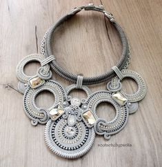 All types of jewelry at one place – My favourite jewelry collection Clay Jewelry, Boho Jewelry, Beaded Jewelry, Handmade Jewelry, Fashion Jewelry, Handmade Necklaces, Shibori, Choker, Soutache Necklace