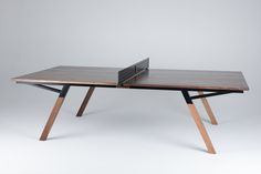 WOOLSEY BLACK PONG TABLE