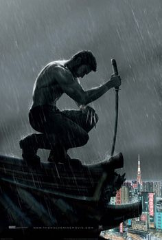 Film News: New International Motion Poster for The Wolverine
