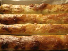 Ízes házi rétes   mercikeh2 receptje - Cookpad receptek Hot Dog Buns, Hot Dogs, Bacon, Food And Drink, Ale, Sweets, Bread, Breakfast, House