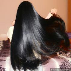 Beautiful Long Hair, Gorgeous Hair, Pretty Hairstyles, Straight Hairstyles, Long Dark Hair, Natural Hair Styles, Long Hair Styles, Super Long Hair, Hair Transformation