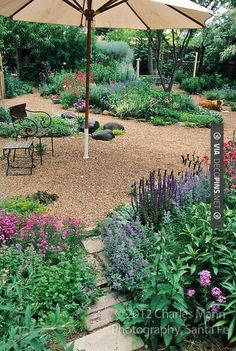 Cool - Soothing... | CHECK OUT MORE GRAVEL PATIO FURNITURE IDEAS AT DECOPINS.COM | #Gravel Patio #gravelpatio #gravelpatios #diypatio #diypatioideas #patio #installingpatiopavers #patiospinterest #brickpatiodesigns #paverpatiodesigns #paverpatio #stonepatio