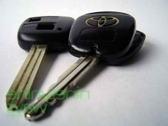 cost of replacement key for toyota corolla