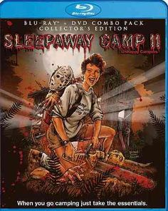 Angela's back in this sequel to the 1983 cult favorite. It's five years later and the grisly murders that terrorized Camp Arawak have become the favorite ghost story around Camp Rolling Hills. Unfortu