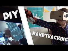 (2) DIY GOOGLE CARDBOARD HANDTRACKING!!! - YouTube