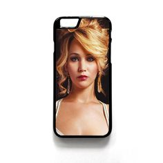 jennifer Lawrence for phone case iPhone 4/4S, iPhone 5/5S/5C, iPhone 6/6S/6 Plus/6S Plus