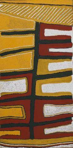 Murtiyarru Sunfly Tjampitjin Kukatja c. Aboriginal Painting, Aboriginal Artists, Aboriginal People, Dot Painting, Cult, Australian Art, Indigenous Art, Native Art, Textiles