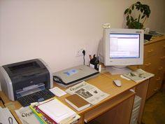 Перший сканер у бібліотеці (2006)