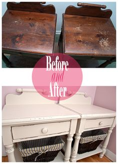Best homemade chalk paint recipes - An inexpensive alternative to name brand chalk paint