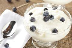 Os melhores tipos de iogurte grego light