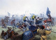 Capture of the French King at Pavia