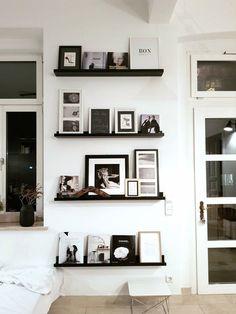 Black is back … - Kitchen Decoration