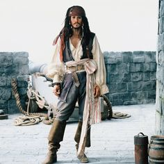 "Captain+Jack+Sparrow,+""Pirates+Of+The+Caribbean"""