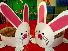 Προσχολική Παρεούλα : Κάρτες , καλαθάκια και διακόσμηση για το Πάσχα ...